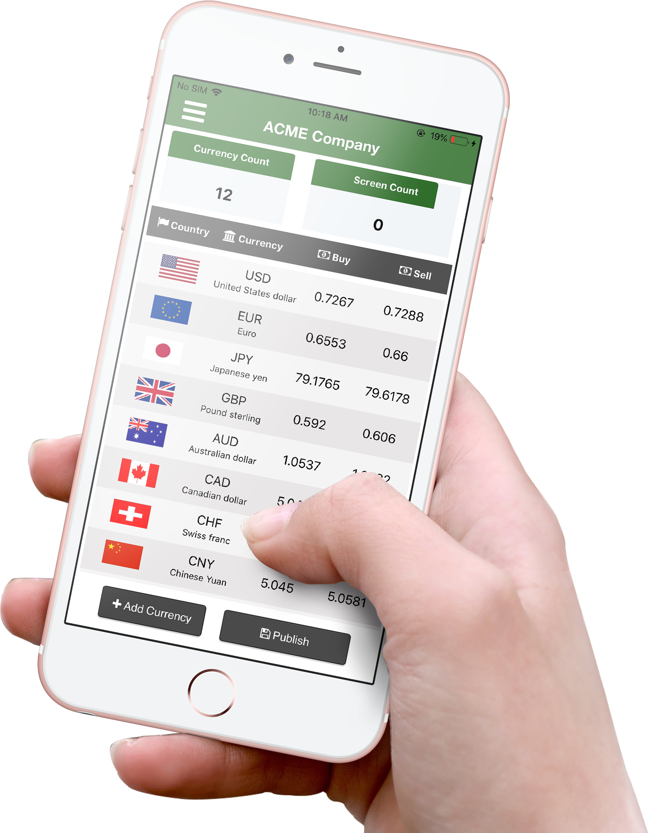 Forex currency rates app martingale forex indicator